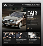 Cars Facebook  Template 42373