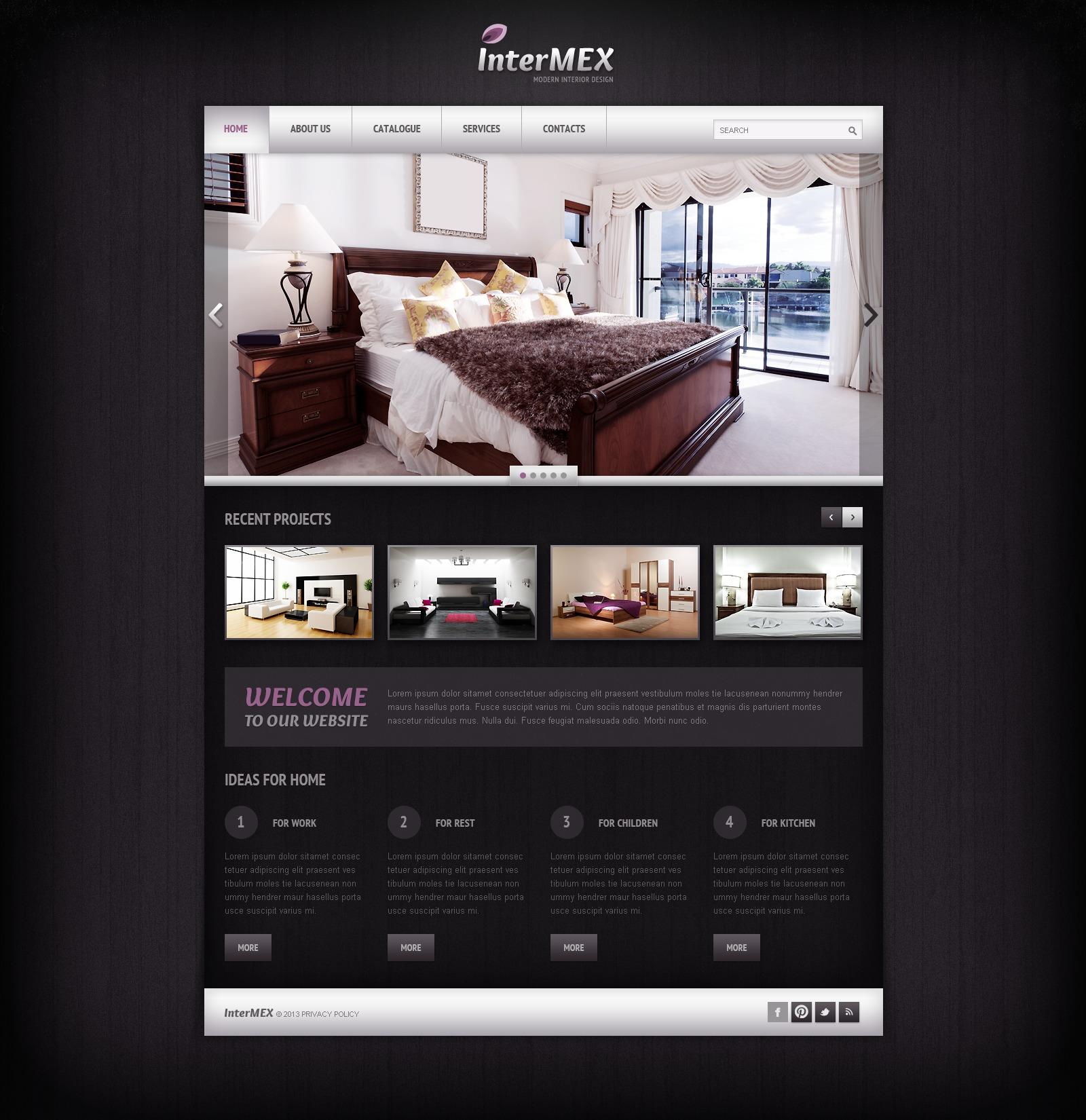 Siti e design trendy siti internet ecommerce seo ebooks - Siti design arredamento ...