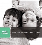 Charity Facebook HTML CMS  Template 42403