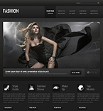 Fashion Joomla  Template 42419