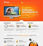 Software Moto CMS HTML  Template 42440