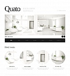 Hotels Moto CMS HTML  Template 42468