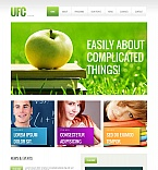 Education Moto CMS HTML  Template 42477