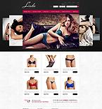 Fashion PrestaShop Template 42486