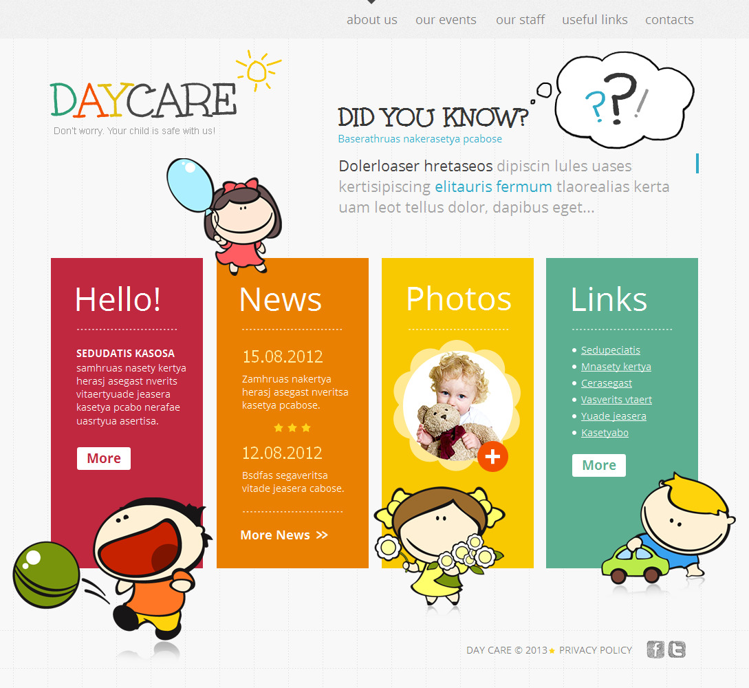 day care templates templatemonster day care moto cms html template