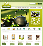Food & Drink PrestaShop Template 42501