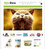 Animals & Pets PrestaShop Template 42504