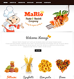 Food & Drink Joomla  Template 42511