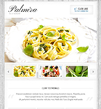 Cafe & Restaurant Facebook  Template 42513