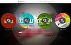 Web design Website  Template 42535
