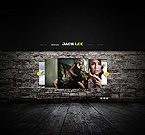 Art & Photography Website  Template 42536