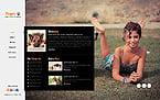 Animals & Pets Website  Template 42541