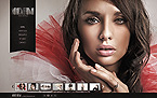 Fashion Website  Template 42542