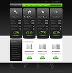 Web Hosting OpenCart  Template 42551