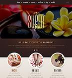 Beauty WordPress Template 42552