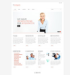 Website  Template 42554