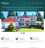 Real Estate Website  Template 42556