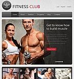 Sport Facebook HTML CMS  Template 42598