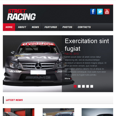 race car graphic design templates.html