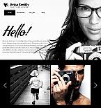 Art & Photography Facebook HTML CMS  Template 42611
