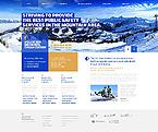 Sport Website  Template 42614
