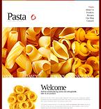 Cafe & Restaurant Joomla  Template 42624