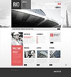 Architecture Website  Template 42642