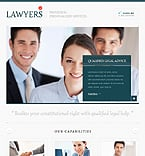 Law Facebook  Template 42650