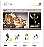 Jewelry OpenCart  Template 42654