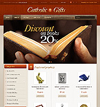 Religious OpenCart  Template 42656