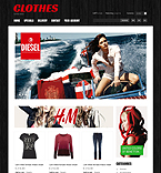 Fashion PrestaShop Template 42662