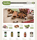 Food & Drink PrestaShop Template 42663