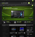 Cars PrestaShop Template 42666