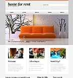 Real Estate Website  Template 42677