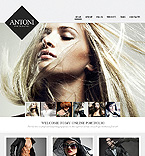 Art & Photography Drupal  Template 42688