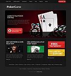 Casino Moto CMS HTML  Template 42691