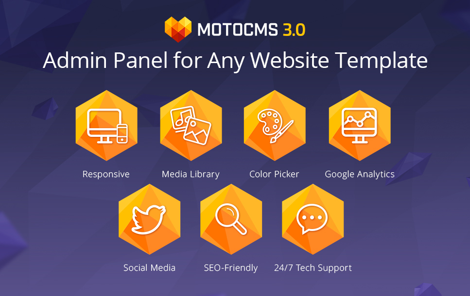 MotoCMS Widget für Business Services #42667