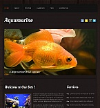 Animals & Pets Facebook HTML CMS  Template 42754