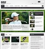 Sport PSD  Template 42776