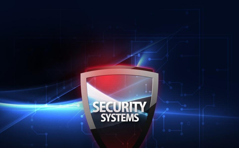 Prémium Biztonság Flash CMS sablon New Screenshots BIG