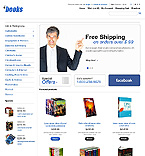 Books OpenCart  Template 42788