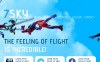 Modèle Moto CMS HTML  pour sites de parachutisme New Screenshots BIG