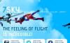 Tema Moto CMS HTML  #42714 per Un Sito di Paracadutismo New Screenshots BIG