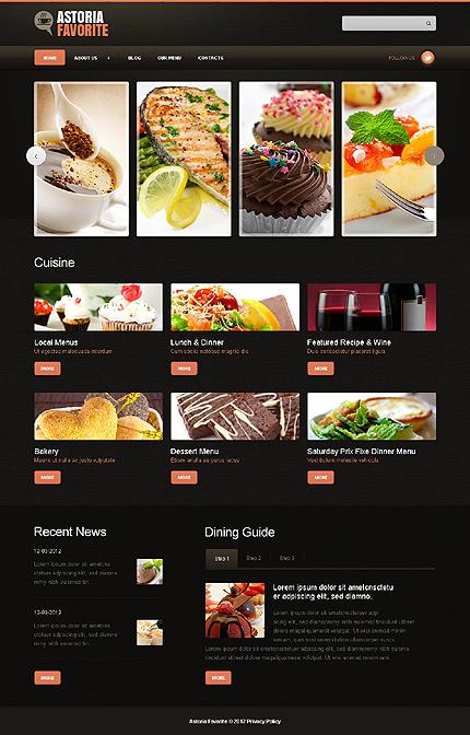 Joomla Theme/Template 42829 Main Page Screenshot