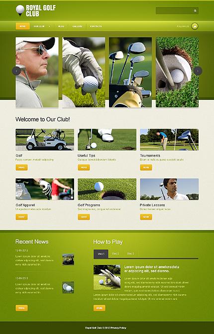 Joomla Theme/Template 42830 Main Page Screenshot