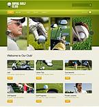 Sport Joomla  Template 42830