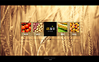 Agriculture Website  Template 42836