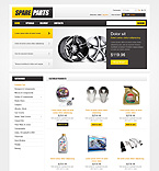 Cars PrestaShop Template 42844
