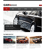 Cars Drupal  Template 42848