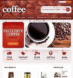 Cafe & Restaurant VirtueMart  Template 42865